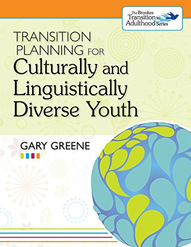 9781598571592: Transition Planning for Culturally and Linguistically Diverse Youth