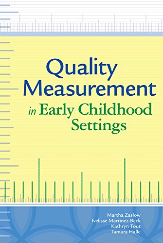 9781598571615: Quality Measurement in Early Childhood Settings