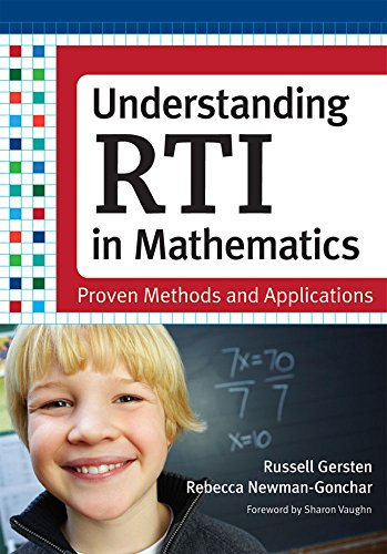Understanding RTI in Mathematics: Proven Methods and