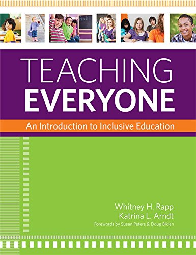 9781598572124: Teaching Everyone: An Introduction to Inclusive Education