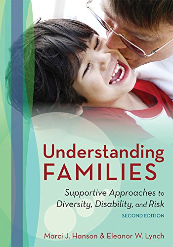 9781598572155: Understanding Families: Supportive Approaches to Diversity, Disability, and Risk, Second Edition
