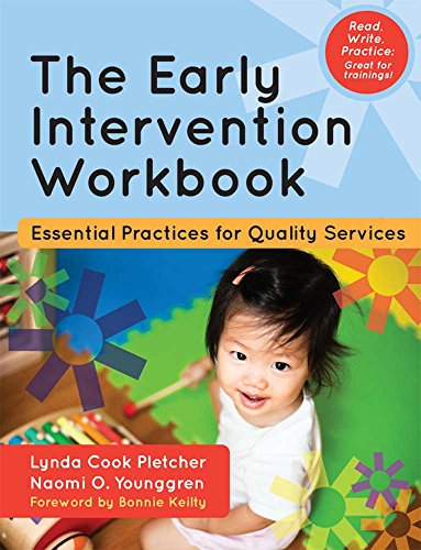 9781598572247: The Early Intervention Workbook: Essential Practices for Quality Services