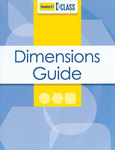 9781598572308 classroom assessment scoring system class dimensions rh abebooks com Teacher Icon Teachstone Dimensions Guide Toddler