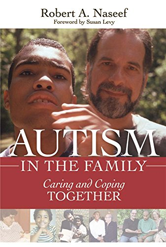 9781598572414: Autism in the Family: Caring and Coping Together