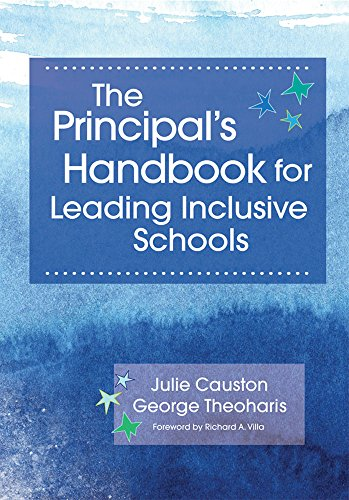 9781598572988: The Principal's Handbook for Leading Inclusive Schools