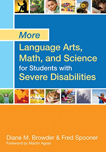9781598573176: More Language Arts, Math, and Science for Students with Severe Disabilities