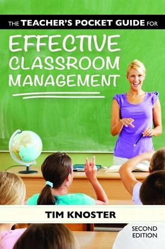 9781598574029: The Teacher's Pocket Guide for Effective Classroom Management