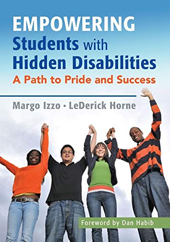 9781598577358: Empowering Students with Hidden Disabilities: A Path to Pride and Success