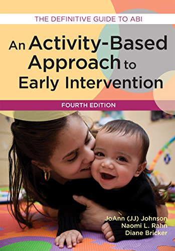 9781598578010: An Activity-Based Approach to Early Intervention