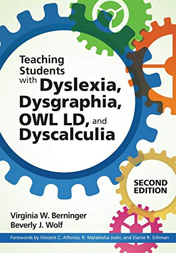 9781598578942: Teaching Students with Dyslexia, Dysgraphia, OWL LD, and Dyscalculia