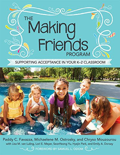 9781598579215: The Making Friends Program: Supporting Acceptance in Your K–2 Classroom
