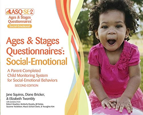 Ages & Stages Questionnaires®: Social-Emotional (ASQ:SE-2(TM)): A Parent-Completed Child ...