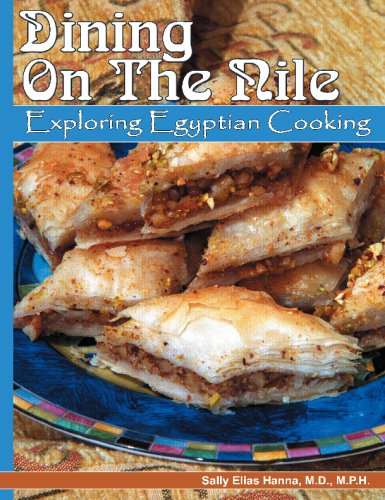 9781598581423: Dining on the Nile: Exploring Egyptian Cooking
