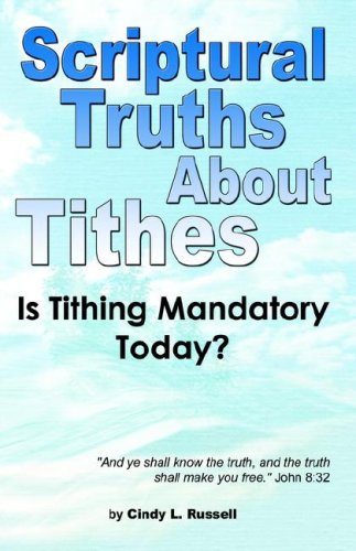 9781598581911: Scriptural Truths About Tithes