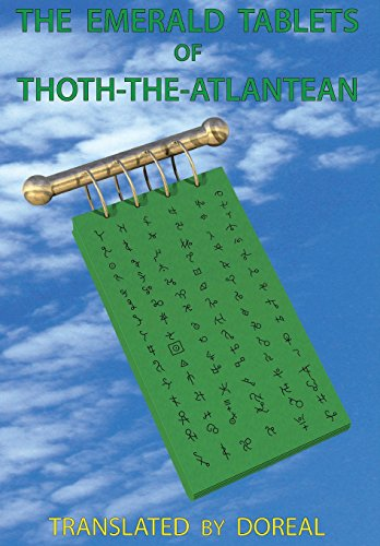 9781598582420: The Emerald Tablets of Thoth-The-Atlantean