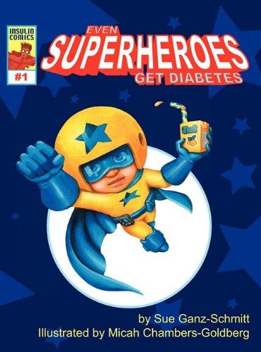 Even Superheroes Get Diabetes: Sue Ganz-Schmitt