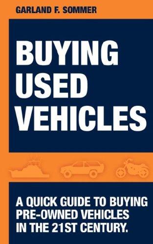 9781598585056: Buying Used Vehicles