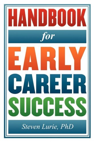 9781598588095: Handbook for Early Career Success