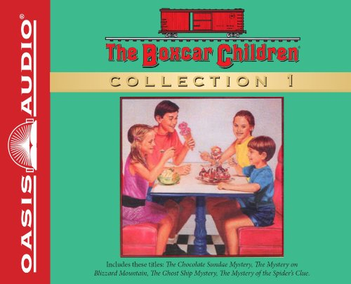 The Boxcar Children Collection, Vol. 1: The: Warner, Gertrude Chandler