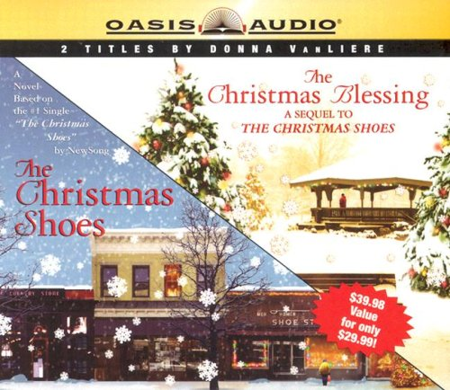 9781598590937: The Christmas Shoes/The Christmas Blessing (Christmas Hope Series 1-2)