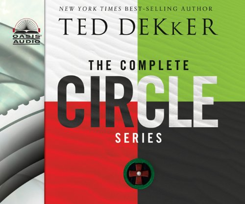 9781598591064: Black/Red/White/Green (The Complete Circle Series)