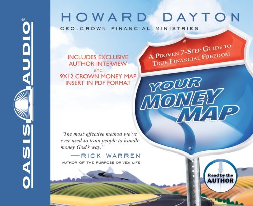 Your Money Map (159859172X) by Dayton, Howard