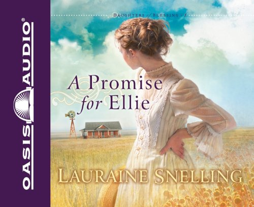 9781598594409: A Promise for Ellie (Daughters of Blessing) (English and English Edition)