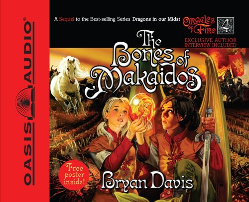 9781598594669: The Bones of Makaidos (Oracles of Fire)