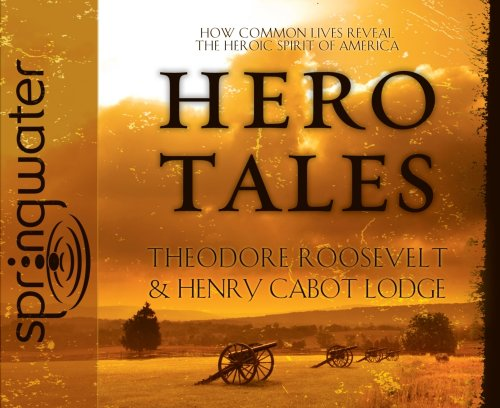 9781598595925: Hero Tales: How Common Lives Reveal the Heroic Spirit of America