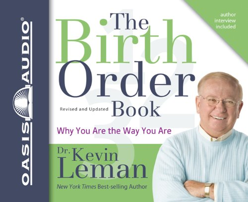 The Birth Order Book: Dr. Kevin Leman