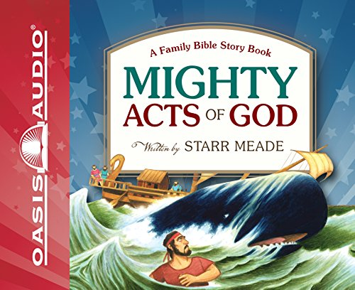 9781598596885: Mighty Acts of God: A Family Bible Story Book