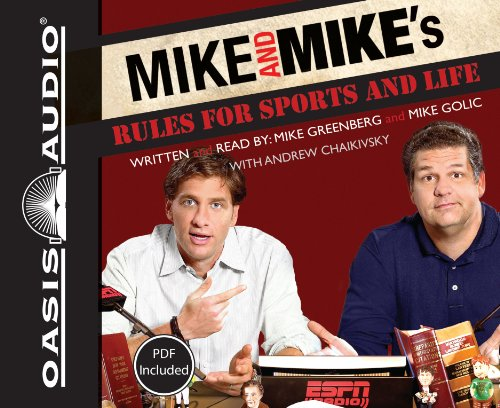 Mike and Mike's Rules for Sports and Life: Pdf Included: Golic, Mike/ Greenberg, Mike/ Golic, ...