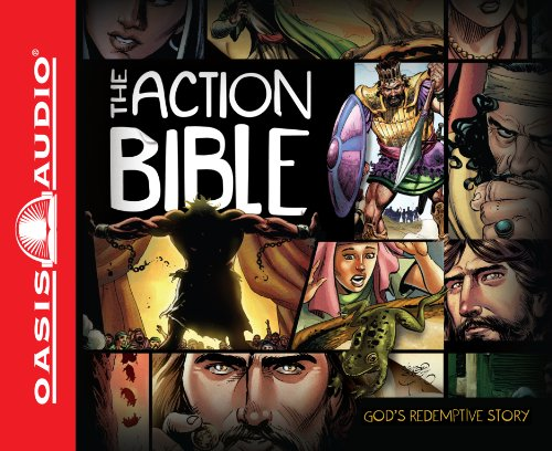 9781598597929: The Action Bible: God's Redemptive Story
