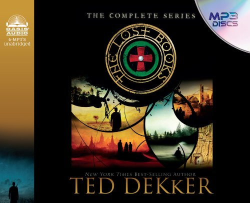 The Lost Books Box Set: Dekker, Ted; Hill, Kaci
