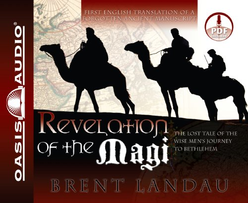9781598598339: Revelation of the Magi: The Lost Tale of the Wise Men's Journey to Bethlehem