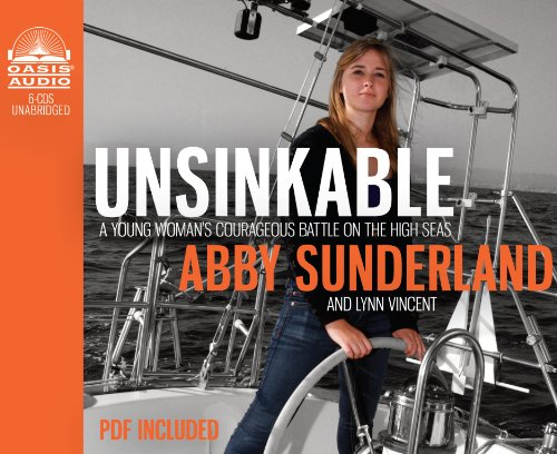 9781598599299: Unsinkable: A Young Woman's Courageous Battle on the High Seas