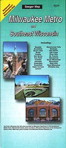 9781598623789: Milwaukee metro and Southeast Wisconsin