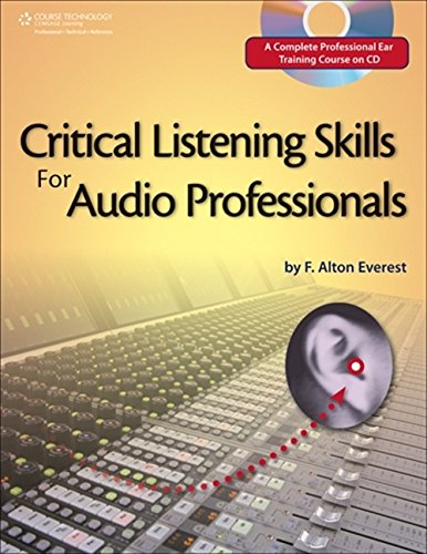 9781598630237: Critical Listening Skills for Audio Professionals