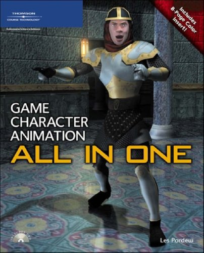 9781598630640: Game Character Animation All in One