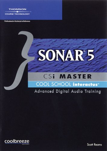 SONAR 5 CSi Master: Reams, Scott