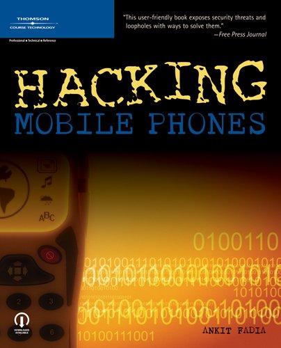9781598631067: Hacking Mobile Phones