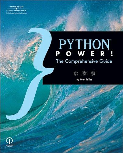 9781598631586: Python Power!: The Comprehensive Guide