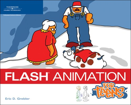 9781598632309: Flash Animation for Teens