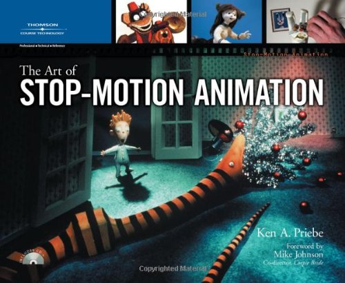 9781598632446: The Art of Stop-motion Animation