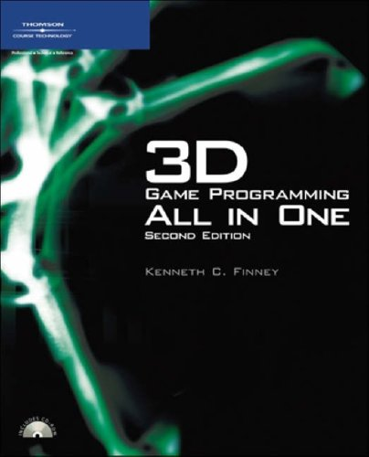 9781598632668: 3D Game Programming All in One