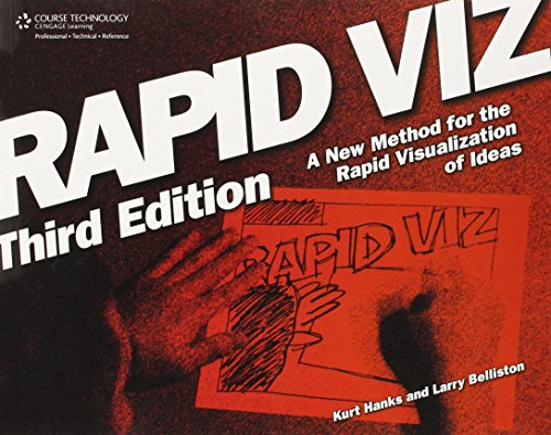 9781598632682: Rapid Viz: A New Method for the Rapid Visualitzation of Ideas