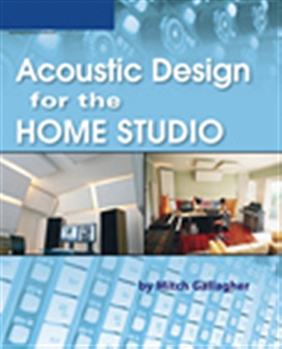9781598632859: Acoustic Design for the Home Studio