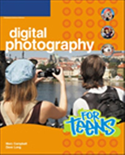 9781598632958: Digital Photography for Teens (For Teens (Course Technology))
