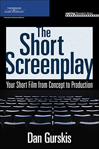 9781598633382: The Short Screenplay: Your Short Film from Concept to Production (Aspiring Filmmaker's Library)