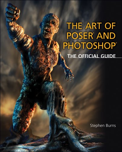 9781598634310: The Art of Poser and Photoshop: The Official e-frontier Guide